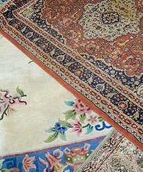 Area Rug - repair rate